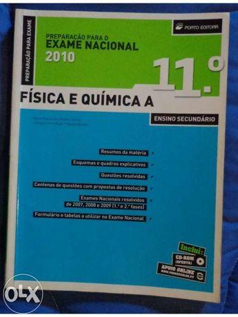 Livro preparaçao para o exame nacional 2010
