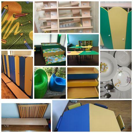 Мебель для детского сада, центра развития