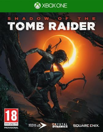 Shadow of the tomb rider Xbox one