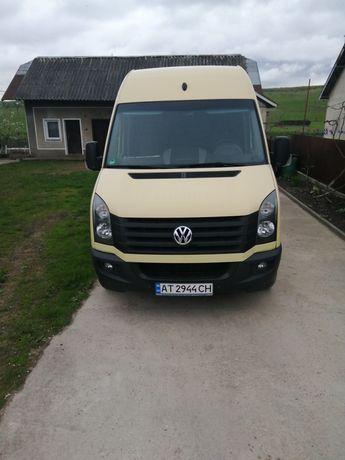 Продам 2015р volswagen crafter