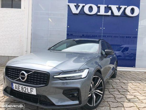 Volvo V60 2.0 B4 R-Design Geartronic