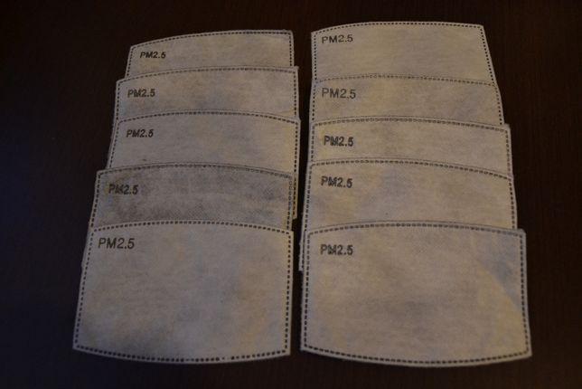 Filtr do MASEK OCHRONNYCH PM 2.5 10 sztuk