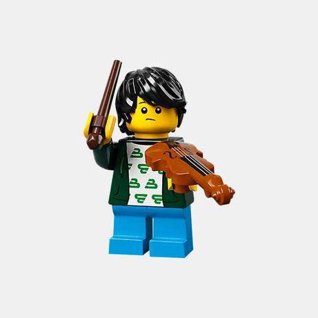 LEGO 71029 - Skrzypek - fabrycznie nowy - seria 21 - Violin Kid