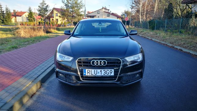 Audi A5 2.0 TDI,