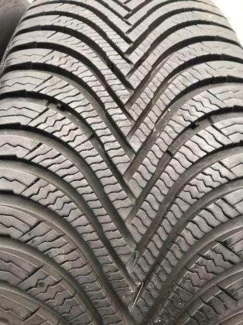 Зимові шини б/у 2шт. Michelin Alpin 5 225/60 R16 (8mm)