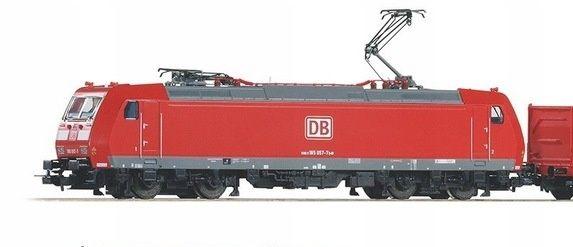 Lokomotywa BR 185 DB (Piko 59013)