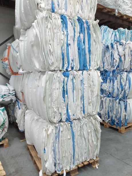 BIG Bag Bagi WORKI czyste na ZBOŻE 500 kg