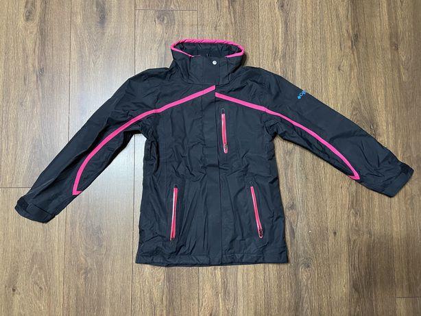 Okazja! Nowa kurtka Columbia, jesien/wiosna,deszcz, wiatr, na ok 134cm