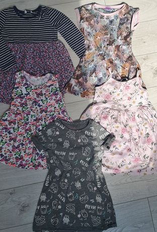 Sukienki 86-98
