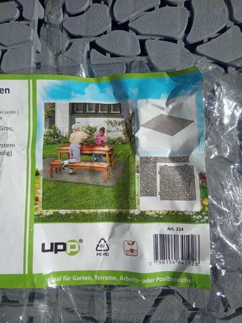 Садове модульне покриття