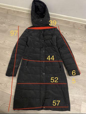 Куртка черная женская осень весна зима