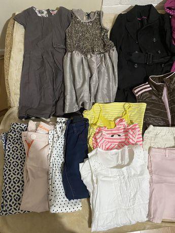 Ubranka dla dziewczynki 7-8 lat pakiet