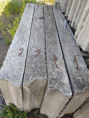 Фундаменті блоки стінові
