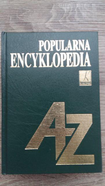 Encyklopedia popularna A-Z wydawnictwa ''Kluszczyński''