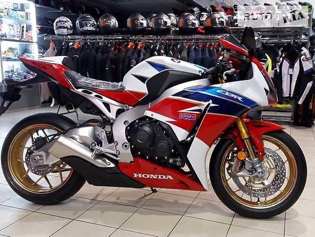 РАЗБОРКА Honda cbr1000rr 2016 SP версия