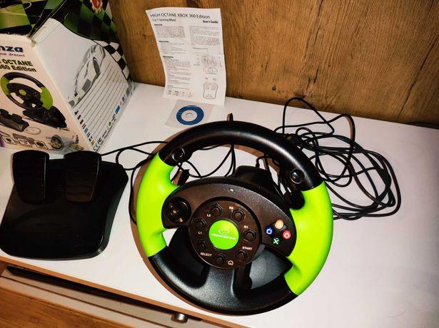 Kierownica xbox 360, PlayStation, PC, High Octane nieużywana Esperanza