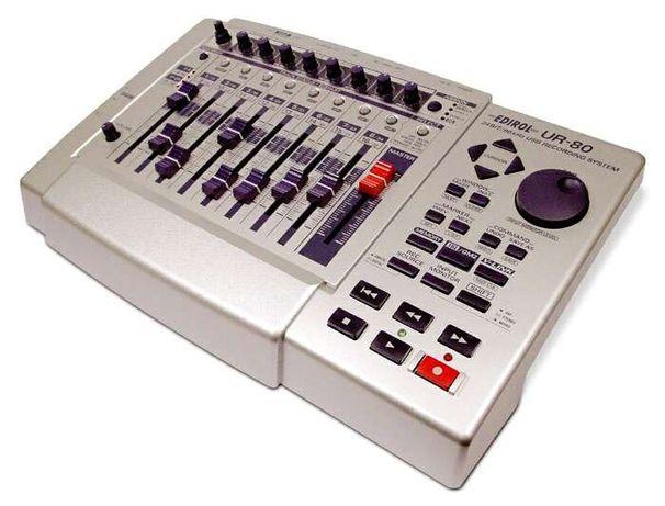 Edirol UR-80  24 Bit/96 kHz USB Recording System
