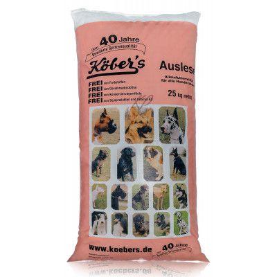 Niemiecka Sucha Karma Koebers Auslese dla psów 25kg