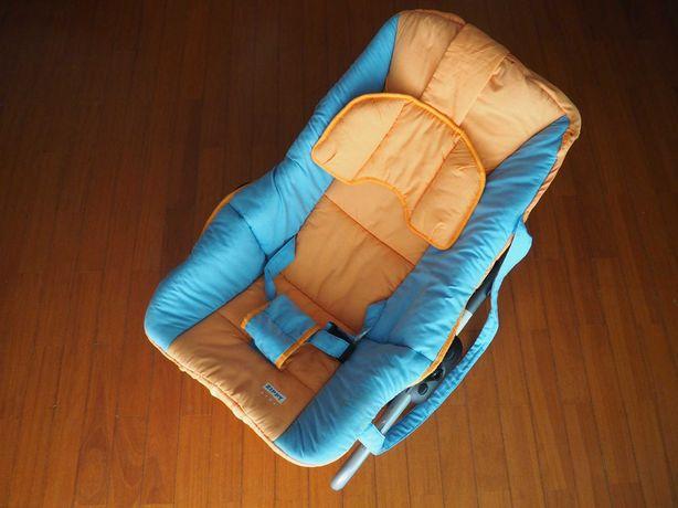 Espreguiçadeira / Cadeira de repouso para bebé ZIPPY - Usada