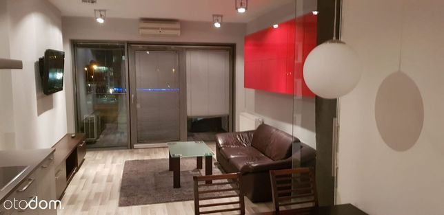 Wiślane Tarasy 2 pok umeblowane wys standard 45 m2