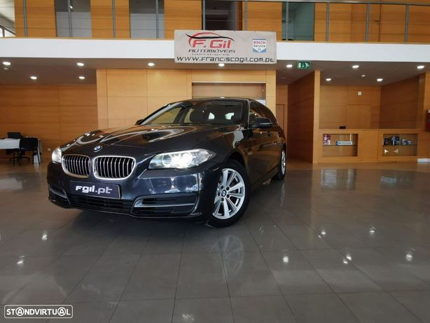 BMW 520 D Touring XDrive Pack M Auto