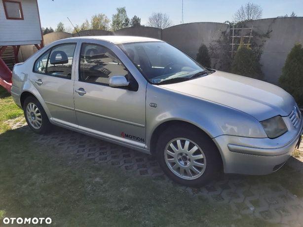 Volkswagen Bora VW Bora 1.9 TDI 115KM 4x4 4motion 2001r.