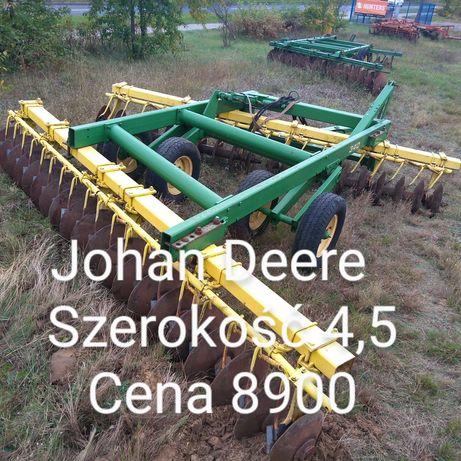 Brona Talerzowa JOHAN DEERE 4,5m