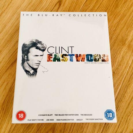 Kolekcja Clint Eastwood blu-ray