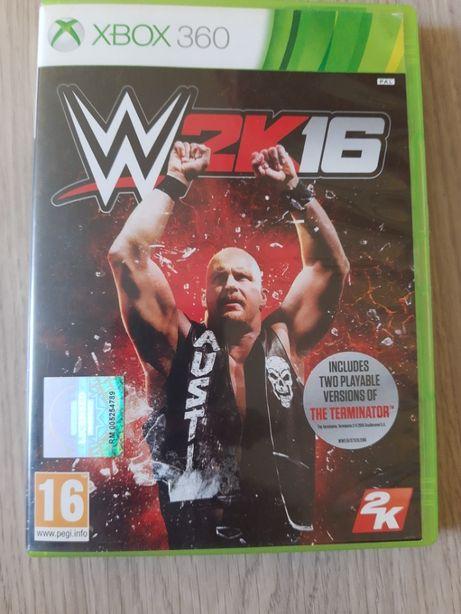 WWE 2K16 W2k16 XBOX 360