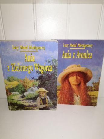 Ania z Zielonego Wzgórza i Ania z Avonlea