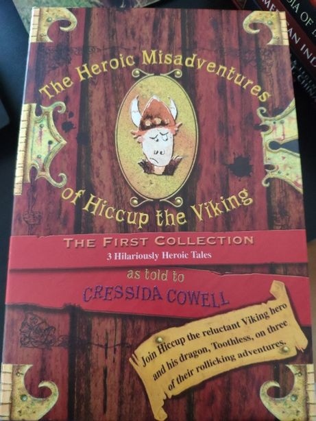 The Heroic Misadventures of Hiccup the Viking: Boxset