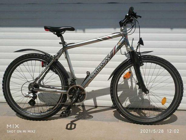 Велосипед горный алюминий Conway USA 26 кассета Shimano Acera Гарантия