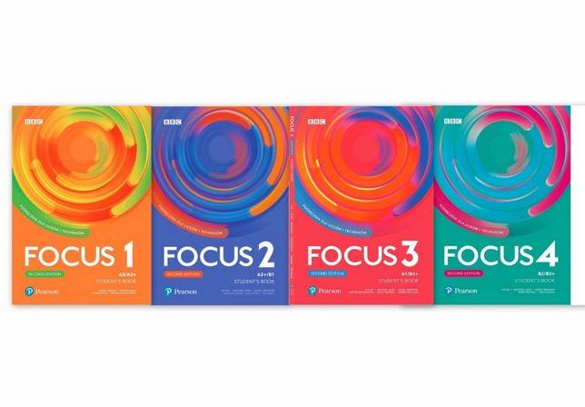 Focus 1, 2, 3, 4 Second Edition