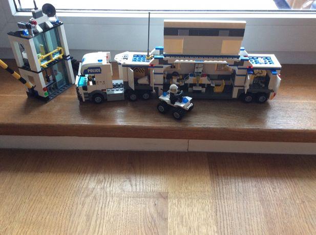 Lego city, policja 7743