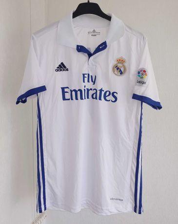 Футболка мужская Adidas (FC Real 7-Ronaldo)