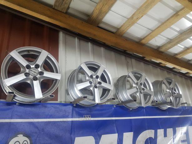 Felgi Aluminiowe Kia Ceed-Hyundai R16 5x114.3 ET45 6.5J