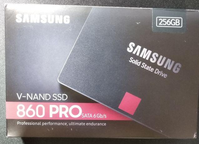 """Новый Накопитель SSD диск 2,5"""" Samsung Pro 256Gb. Гарантия до 2025"""