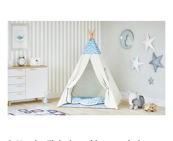 Tipii namiot dla dzieci