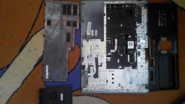 Нижняя часть корпуса ноутбука Asus