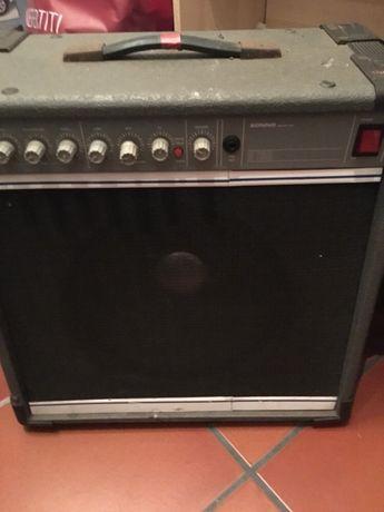 Amplificador Som