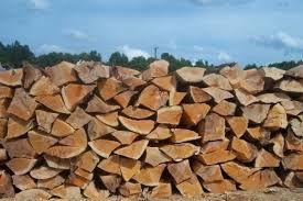 Sezonowane drewno kominkowe opałowe - Transport