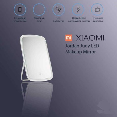 Зеркало для макияжа Xiaomi Jordan Judy nv026 с LED подсветкой 940 руб
