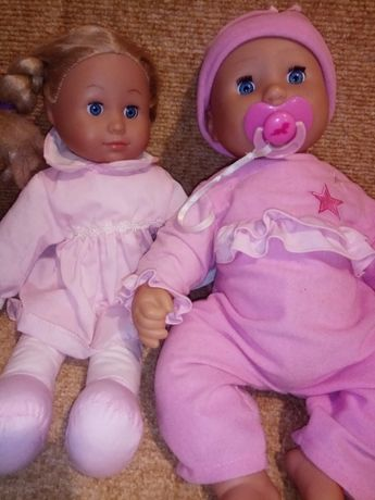 Кукла пупс Peterkin Emily Dolls World