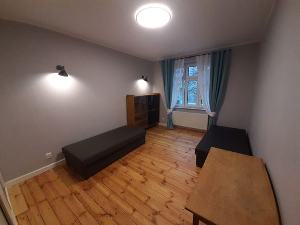 Wynajmę mieszkanie 57m2--- plac grunwaldzki/Suchardy