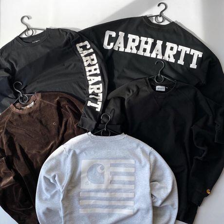 Свитшот,худи Carhartt and Stussy, Thrasher