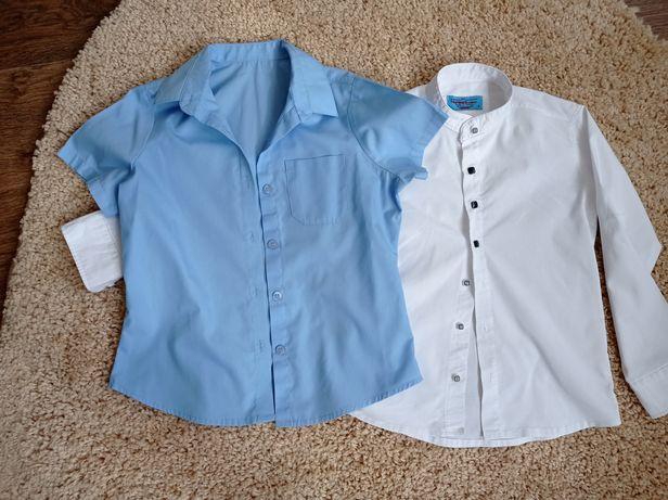 Рубашка 122-128р