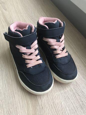 Ботинки H&M демисезонные утепленные