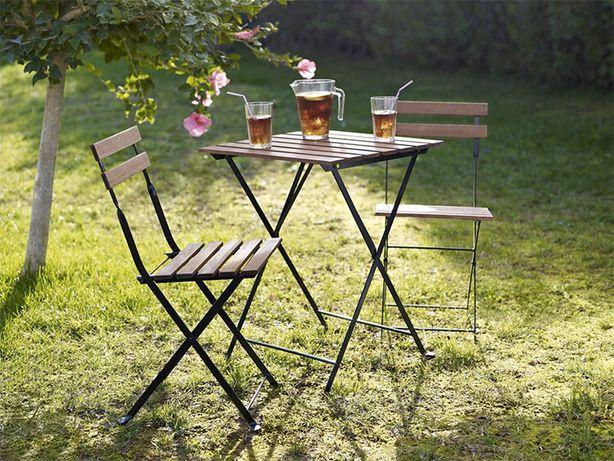 стол и стулья на балкон, мебель для веранды, стол на дачу