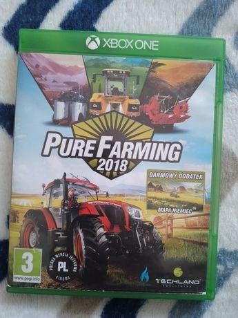 Grą pure farming 2018 na xbox one