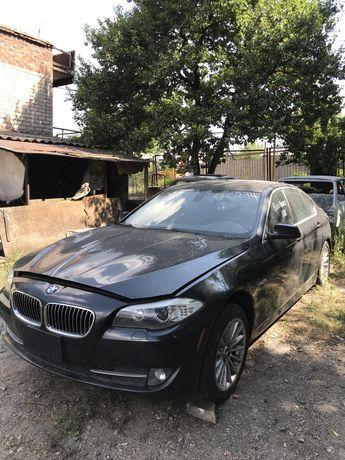 Разборка BMW F10 535 Xdrive,на запчасти, шрот , коробка,крылья, двери,